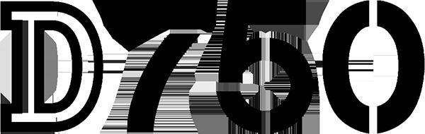 Nikon D750 Logo Big