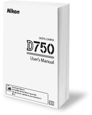Nikon D750 Manual